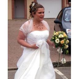 Bijoux de mariage de Lydie le 08-08-2012