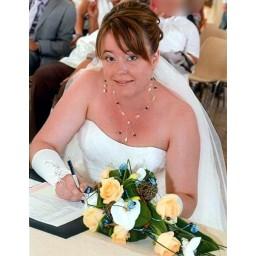 Bjoux de mariage d'Aurélia le 11-08-2012