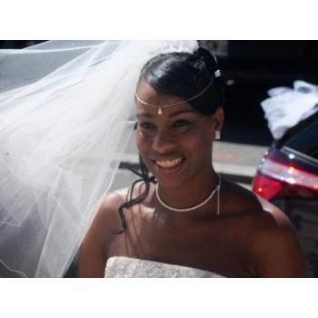 Mariage de Raïssa le 11-08-2012