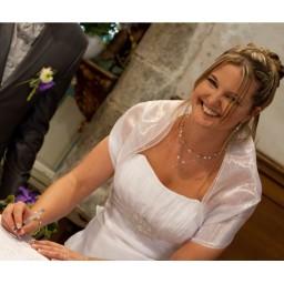 Bijoux de mariage de Blandine le 18-08-2012