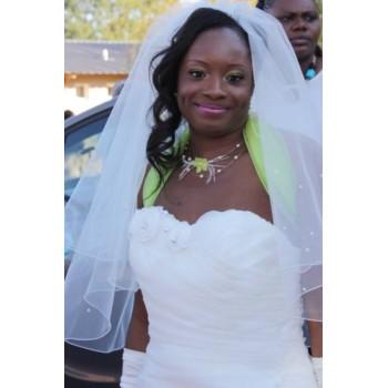Mariage de Mireille le 08-09-2012