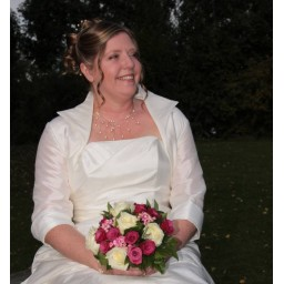 Bijoux de mariage d'Isabelle le 15-09-2012