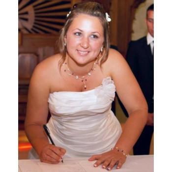 Mariage de Julie le 15-09-2012