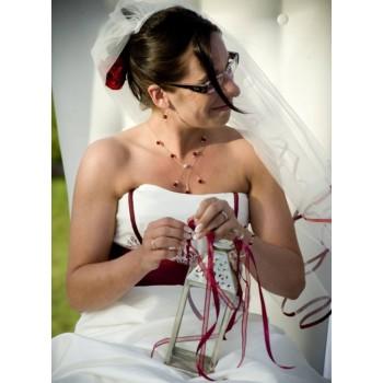 Bijoux de mariage de Jessica le 22-09-2012