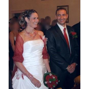 Bijoux de mariage de Sophie et Pierre-Alain le 22-09-2012
