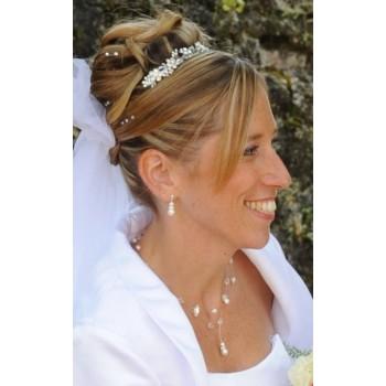 Bijoux de mariage de Stéphanie le 22-09-2012