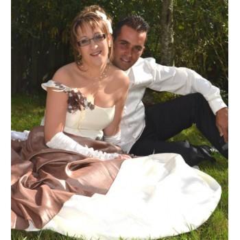Bijoux de mariage d'Elise et Jonathan le 29-09-2012