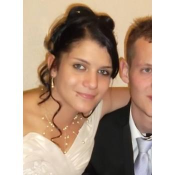 Bijoux de mariage de Gwen le 13-10-2012