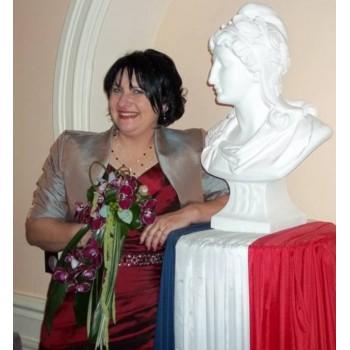 Bijoux de mariage de Marianne le 27-10-2012