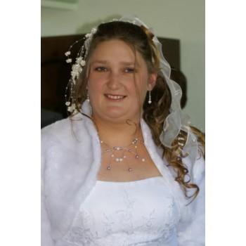 Bijoux de mariage de Karine le 13-04-2013