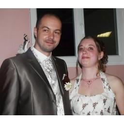 Bijoux de mariage d'Alicia et Julien le 11-05-2013