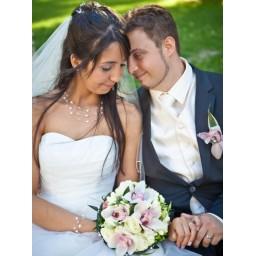 Bjoux de mariage d'Amandine et Florian le 22-06-2013
