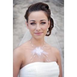 Bjoux de mariage d'Anaïs le 22-06-2013