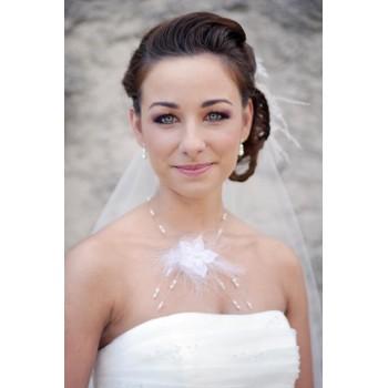 Bijoux de mariage d'Anaïs le 22-06-2013