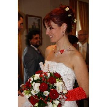 Bijoux de mariage de Marianne le 22-06-2013