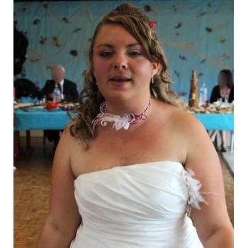 Bijoux de mariage de Mélanie le 22-06-2013