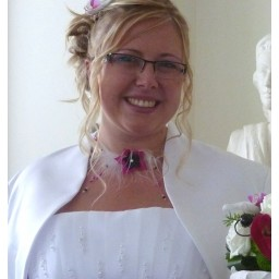 Bijoux de mariage de Magalie le 03-08-2013