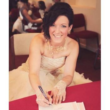 Bijoux de mariage de Vanessa le 03-08-2013