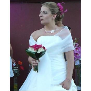 Bijoux de mariage de Julia le 17-08-2013