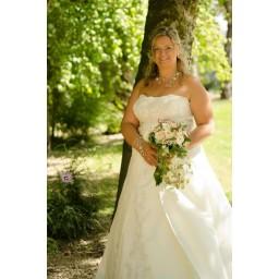Bijoux de mariage de Marjorie le 17-08-2013