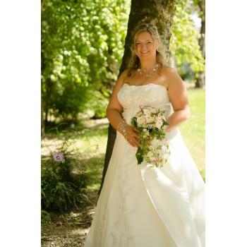 Mariage de Marjorie le 17-08-2013