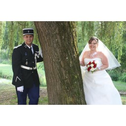 Bjoux de mariage de Pascaline et Bryce le 24-08-2013