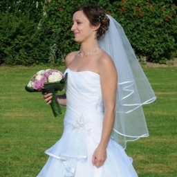 Bijoux de mariage de Gwénaëlle le 31-08-2013