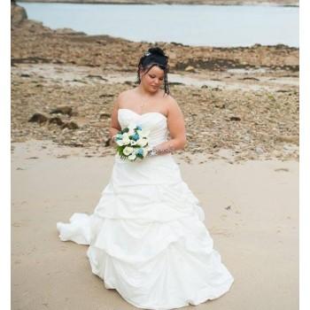 Mariage de Dolorès le 21-09-2013