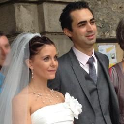 Bijoux de mariage de Valérie et Bastien le 28-09-2013