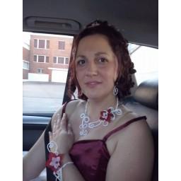 Bijoux de mariage de Delphine le 08-03-2014