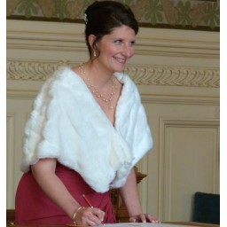 Bijoux de mariage d'Elise le 03-05-2014