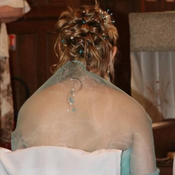 Bijoux de mariage de Mayline le 03-05-2014
