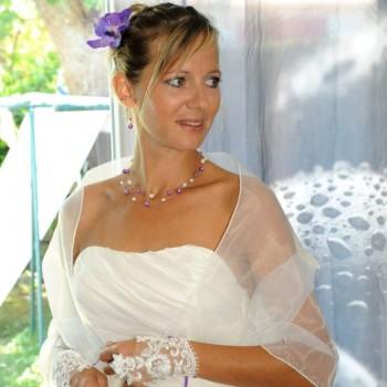 Bijoux de mariage de Gwenaelle le 17-05-2014