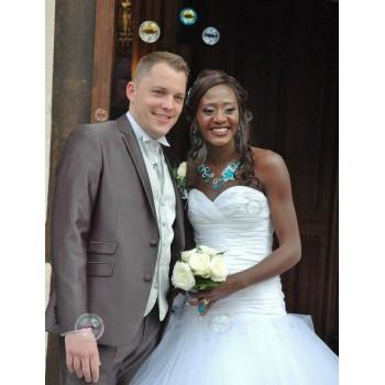 Bijoux de mariage de Sandie et Rémi le 24-05-2014
