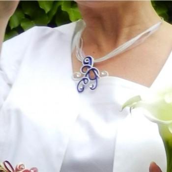Bijoux de mariage de Sophie le 24-05-2014