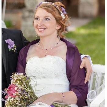 Bijoux de mariage de Jennifer le 07-06-2014