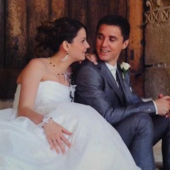 Bijoux de mariage de Laura et Thimothée le 07-06-2014