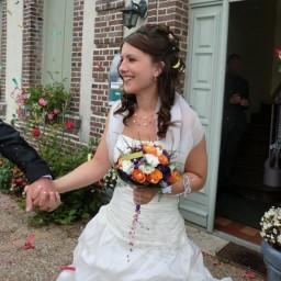Bijoux de mariage d'Alyson le 12-07-2014