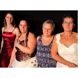 Bijoux de mariage de Jessica2 le 12-07-2014