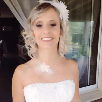 Bijoux de mariage de Laurence le 12-07-2014