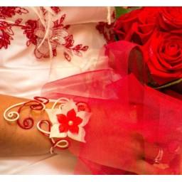 Bijoux de mariage de Céline2 le 02-08-2014