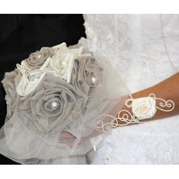 Bijoux de mariage de Laurence le 30-08-2014