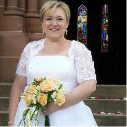 Bijoux de mariage de Sandrine le 06-09-2014