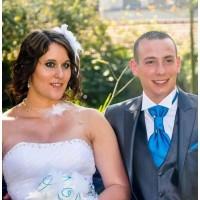 Bijoux de mariage de Laura et Jean-Philippe le 13-09-2014