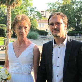 Bijoux de mariage de Liliane et Ludovic le 04-10-2014