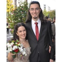 Bijoux de mariage d'Emma et Thomas le 11-10-2014