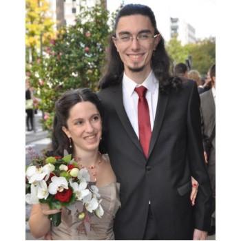 Mariage d'Emma et Thomas le 11-10-2014