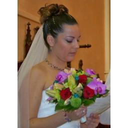 Bijoux de mariage de Sandrine le 25-10-2014