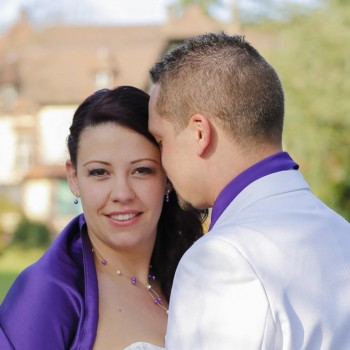 Bijoux de mariage de Magalie et Lionel le 04-04-2015