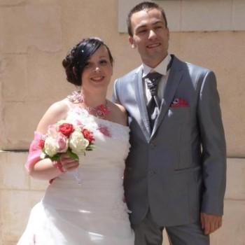Bijoux de mariage d'Emeline et Nicolas le 06-06-2015